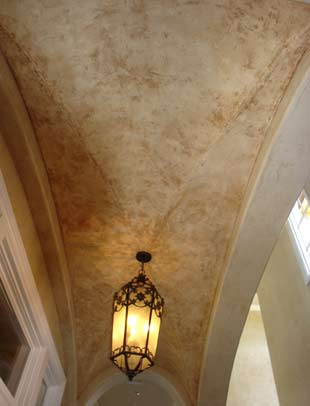 Painted furniture extraordinary painted furniture ideas for Best paint finish for ceilings